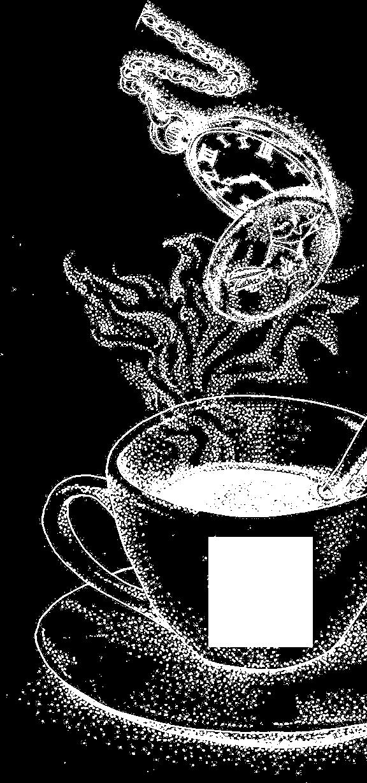 Brunch Illustration - L'Amour Fou